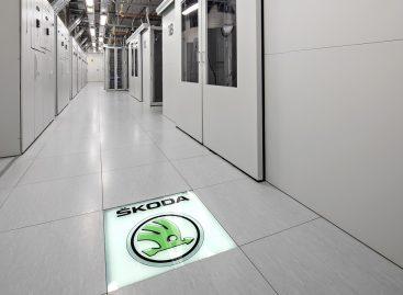 Škoda расширяет крупнейший корпоративный дата-центр в Чехии