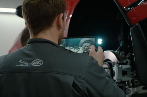 Мастера сервис центров Jaguar Land Rover будут снимать клиентам «видосики»