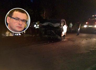 Спикера тюменской думы за двух погибших в ДТП оштрафовали