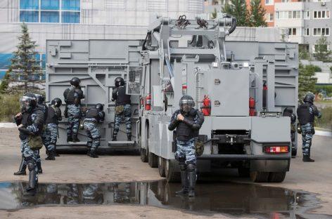 «Калашников» поставит Росгвардии 10 комплексов «Стена» для защиты от «агрессивной толпы»