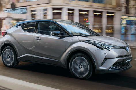 Toyota объявила отзыв более миллиона гибридов