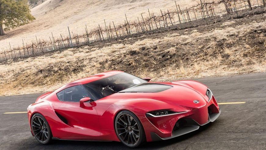 Toyota-Supra-2019.