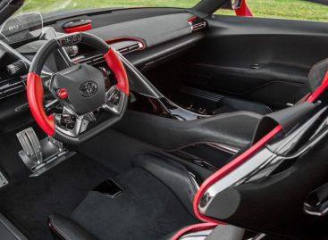 Toyota Supra 2019 – на закрытом тест-драйве