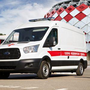 Новая технология Ford поможет водителям правильно сформировать «спасательный коридор»