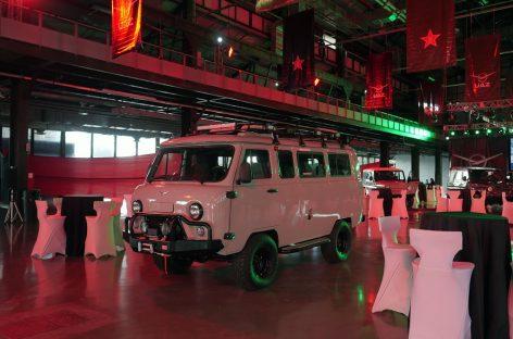 УАЗ начинает крупные поставки всего модельного ряда в Мексику