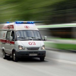 Опять штраф за пропуск скорой помощи, на этот раз - в Москве