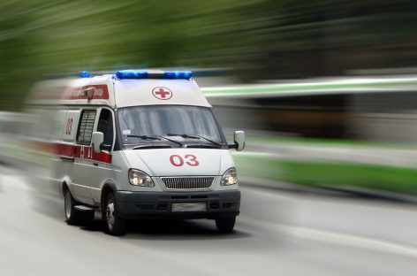 Опять штраф за пропуск скорой помощи, на этот раз — в Москве