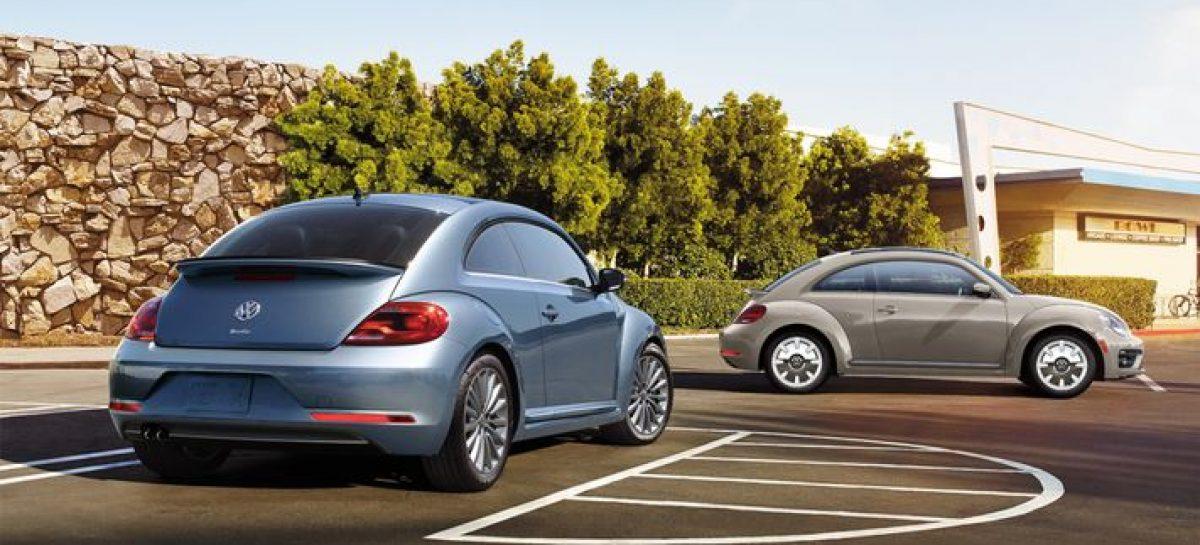 Volkswagen Beetle получил прощальную версию