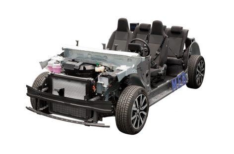 Новая  ходовая  часть  для  семейства  электромобилей Volkswagen I.D.