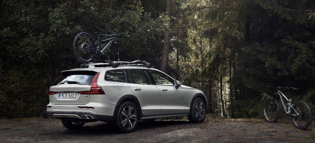 Volvo Car Russia принимает заказы на семейный универсал V60 Cross Country