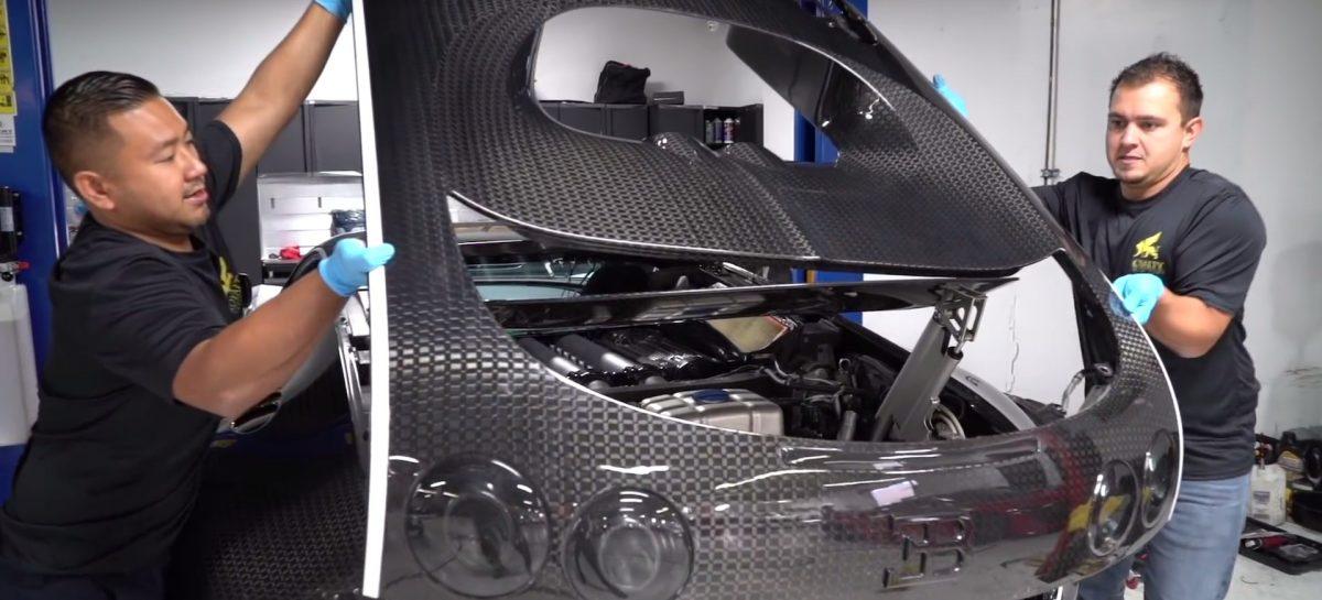 Bugatti Veyron – богатые тоже плачут