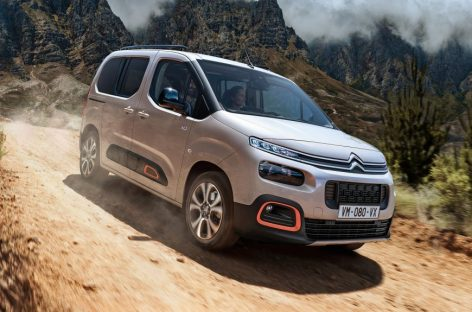 Новое поколение Citroen Berlingo уже на европейском рынке