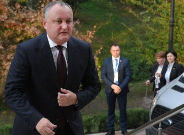 Мать президента Молдавии серьезно пострадала после ДТП с грузовиком