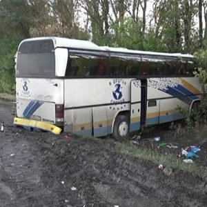 На Кубани в ДТП с автобусом пострадали более 20 человек