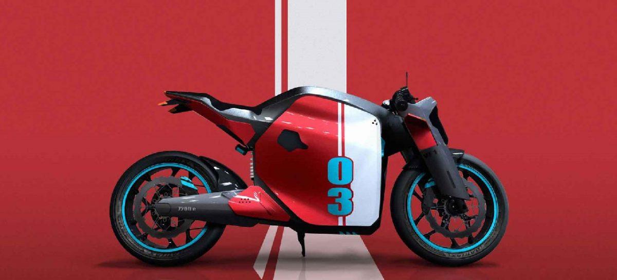Индийский «стартап на миллион» представит свой электромотоцикл в 2019 году