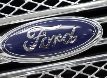 Запатентовано название электрокроссовера от Ford