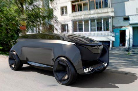 Молодые российские дизайнеры представили, как будут выглядеть автомобили будущего