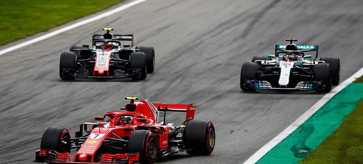 Штайнер предложил отменить синие флаги в Формуле 1