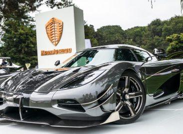 Новый суперкар от Koenigsegg