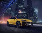 Lamborghini Urus – Best of the Best 2018 года российского издания Robb Report