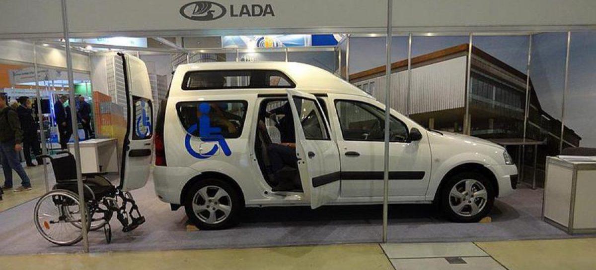 В Москве показали Lada Largus за миллион рублей