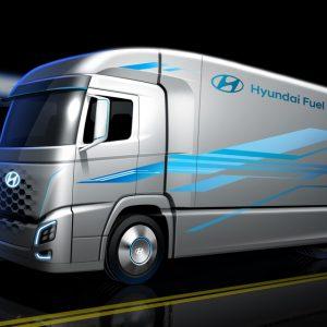 Hyundai Motor и H2 Energy начнут коммерческую эксплуатацию грузовиков, работающих на водородном топливе