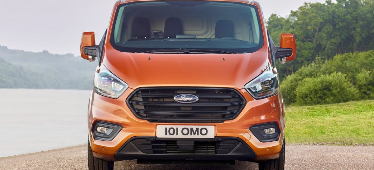 Продажи Ford Transit выросли на 44% благодаря росту спроса в регионах