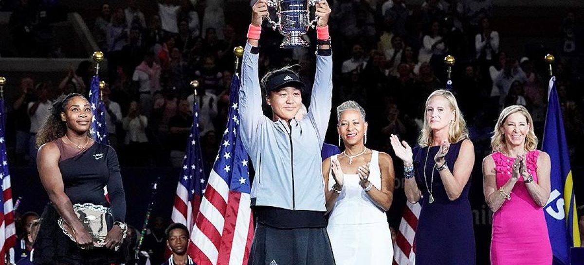 Выигравшая Большой Шлем Наоми Осака стала послом бренда Nissan