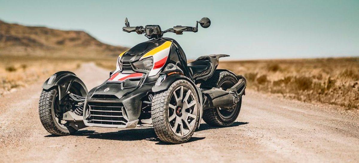 Новый трицикл Can-Am Ryker 2019 покорит рынок богатой комплектацией и оптимальной ценой