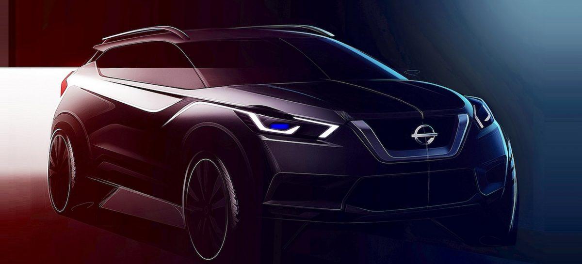 У Nissan появится аналог Renault Kaptur