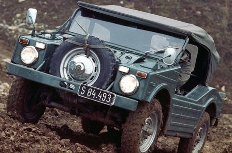 Задолго до Cayenne: каким был первый внедорожник Porsche