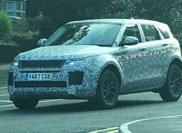 Range Rover Evoque прошел испытания  на соответствие ужесточенным европейским эко-стандартам RDE2
