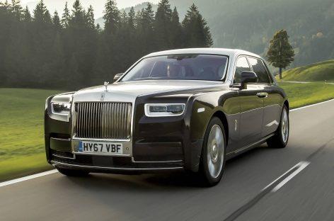 Автомобили Rolls-Royce начали продавать за биткоины