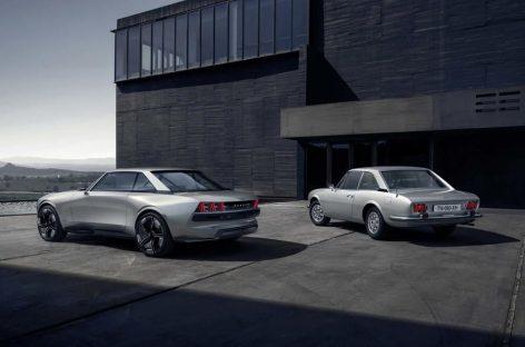 Беспилотный электромобиль Peugeot представлен официально