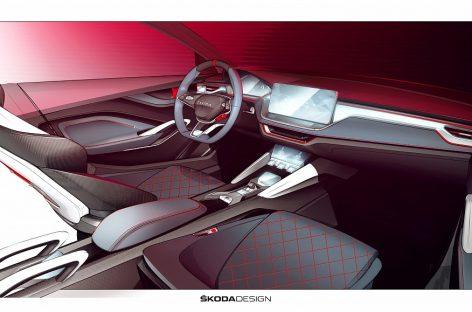 Как создавался интерьер Škoda Vision RS