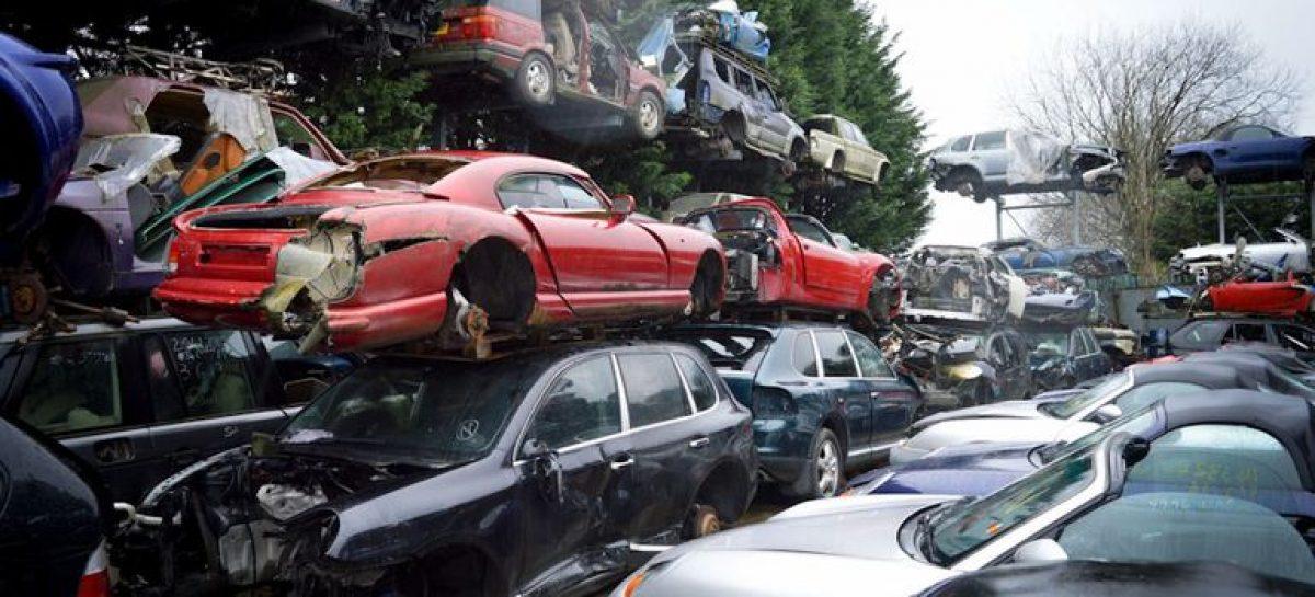Какие машины на ходу можно найти на свалках Америки