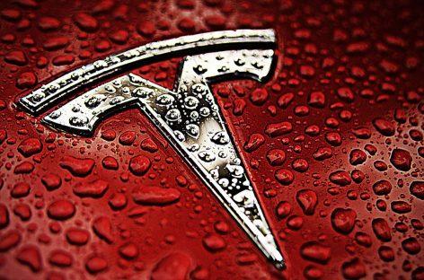 Tesla Model X чуть не утопили в природном водоеме