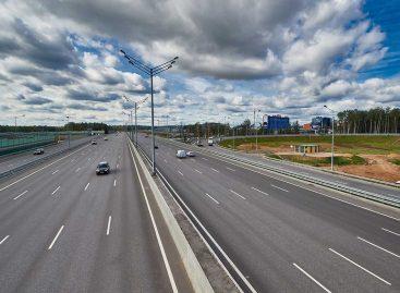 Платную трассу M11 соединили с Дмитровским шоссе
