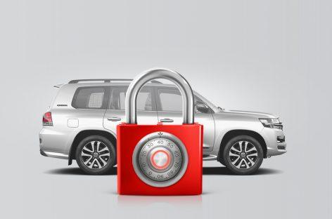 Toyota представляет уникальный комплекс мер для защиты от угона