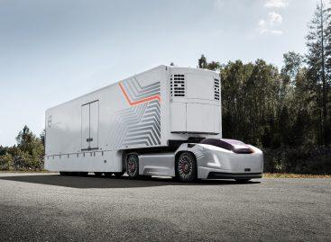 Volvo представила автономный тягач будущего