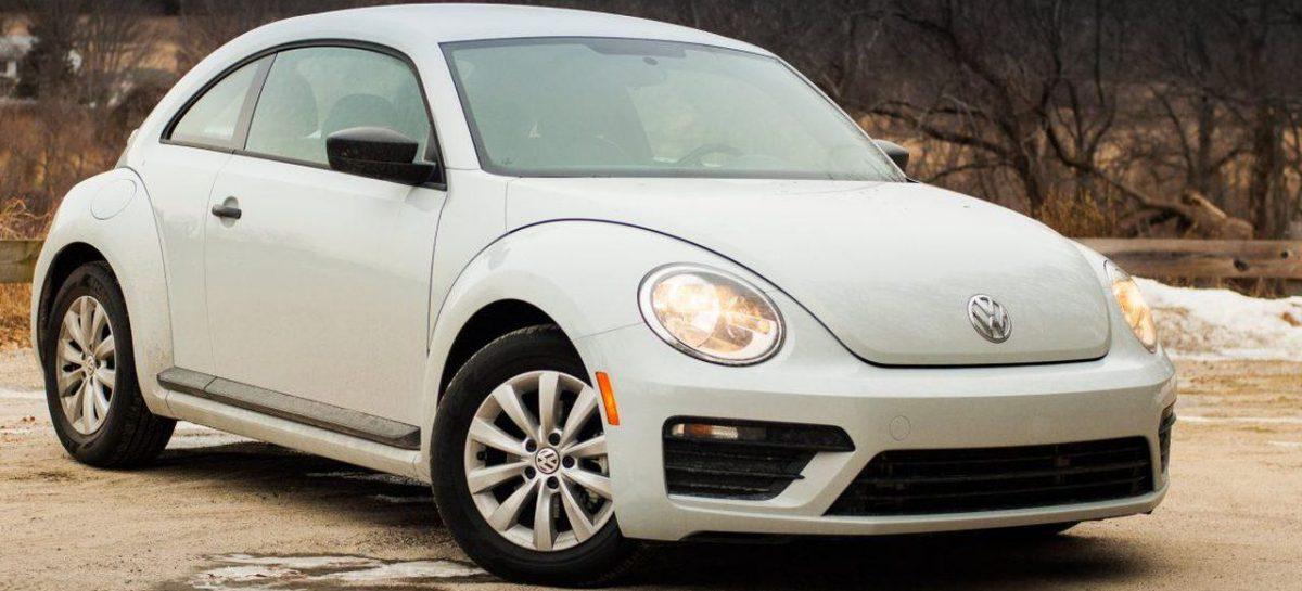 Volkswagen объявил о завершении производства «Жука»