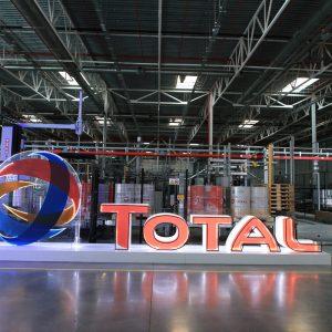 Total открывает в России высокотехнологичный завод смазочных материалов