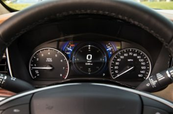5 преимуществ Cadillac XT5