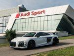 Audi представила R8 в модификации Competition