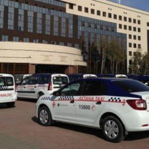 Чиновники Астаны отказались от служебных автомобилей
