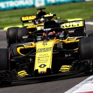 Renault Sport Formula One Team на 30 очков опережает ближайших конкурентов