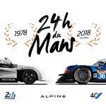 Новая победа Alpine 40 лет спустя