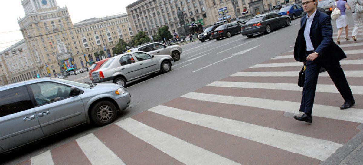 Мосгорсуд предлагает привлекать пешеходов к более жесткой ответственности за нарушение ПДД