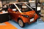 Японский стартап FOMM представил электромобиль One EV