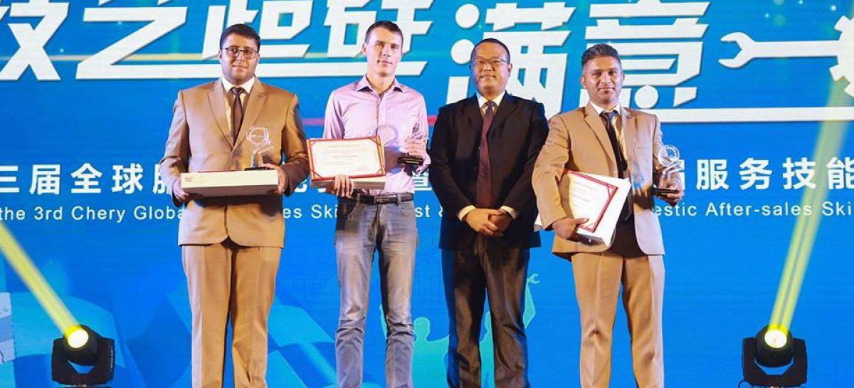Подведены итоги и определены победители 3-го международного конкурса CHERY «Super Skilled — 2018»